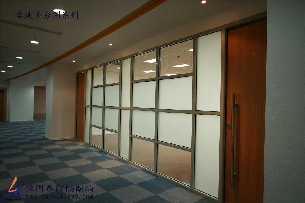 成品玻璃隔断墙 4