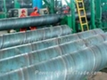 Water Supply SSAW steel pipe / tube