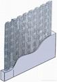 中空内模金属网水泥内隔墙 1