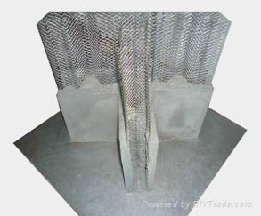 中空内模金属网水泥内隔墙 2
