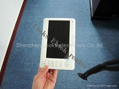 7 inch e-book Reader with high Resolution 800*480