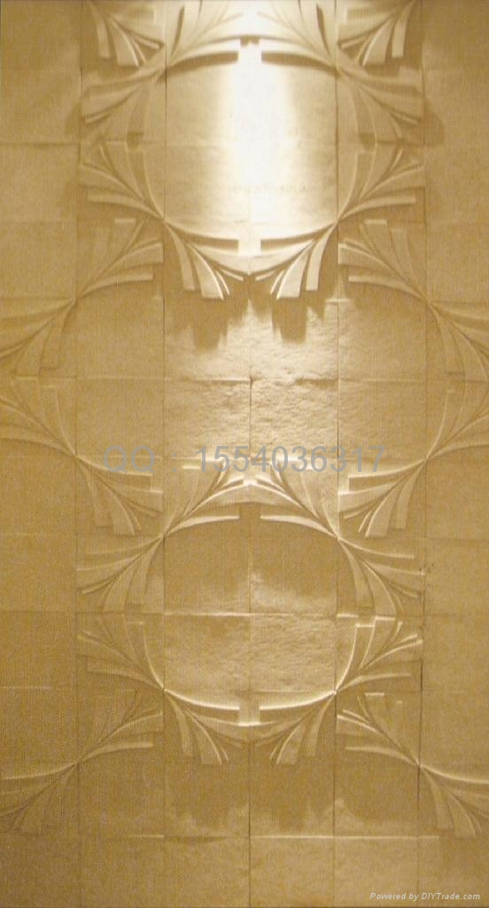 砂岩精品名画浮雕 3