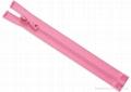 #3 Plastic zipper o/e