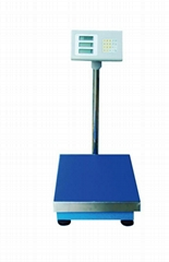 Electronic Platform Scale 150~200kg, 400X500mm