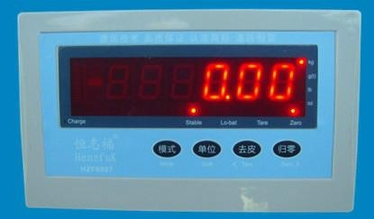 electronic printing  scale  2