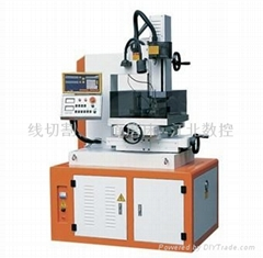 High Speed Small Hole EDM