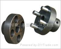 CNC wire cutting machine DK7760B 5