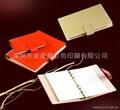 2011 years diary notebooks