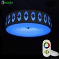 LED吸頂燈遙控調光調色控制器 1
