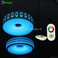 LED吸頂燈遙控調光調色控制器 2