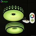 LED吸頂燈遙控調光調色控制器 4