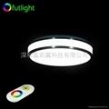 LED吸頂燈遙控調光調色控制器 5