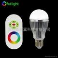 LED遙調光調色球泡 3