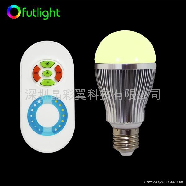 LED遙控球泡 1
