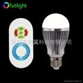 LED遙控球泡 3