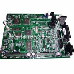 High-Tech 8 layers SMT PCBA/PCB Assembly Board