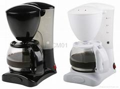 Electric drip coffee maker