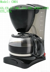 4~6 cups Coffee machine
