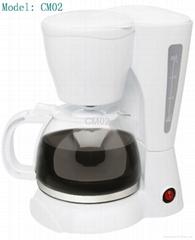 10~12 cup coffee machine