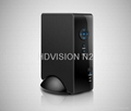 HDVISION N2---HDD Media Player Supports