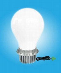 HF induction light bulbs