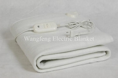 White polyester electric