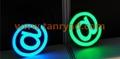 LED樹脂發光字 2