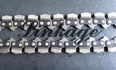 "Supply 3/8"".063 chainsaw chain, stone saw chain"