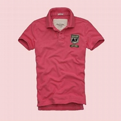 Abercrombie&Fitch Men Casual Short sleeve T-shirts