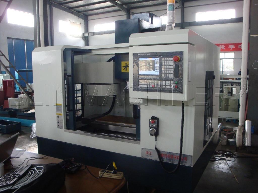 Machining Center(BL-VMC-Y32/36/50) - BLIN (China Trading Company ...
