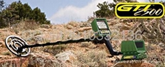 盖瑞特GTI 2500金属探测器