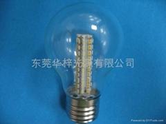 球形LED家用照明灯