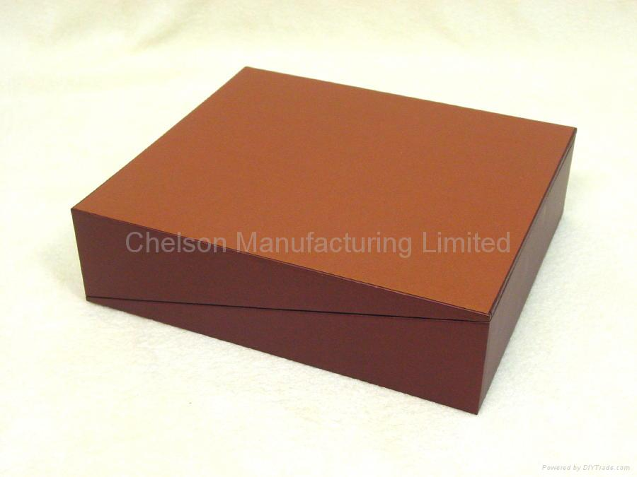 RECTANGULAR BOX (Hong Kong Manufacturer) - Paper Packaging ...