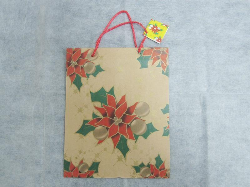 圣诞纸袋 2
