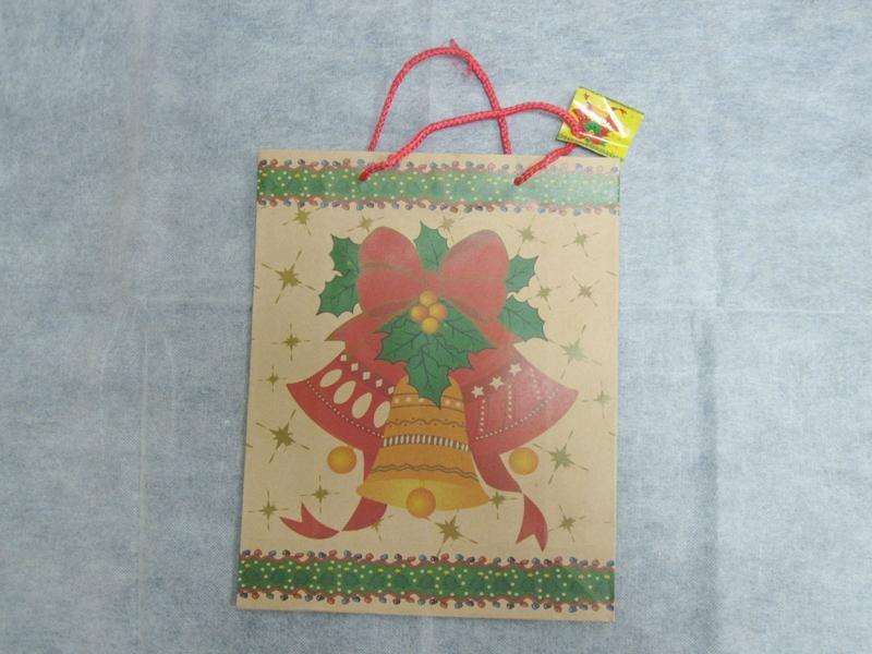 圣诞纸袋 4