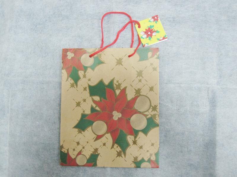 圣诞纸袋 5