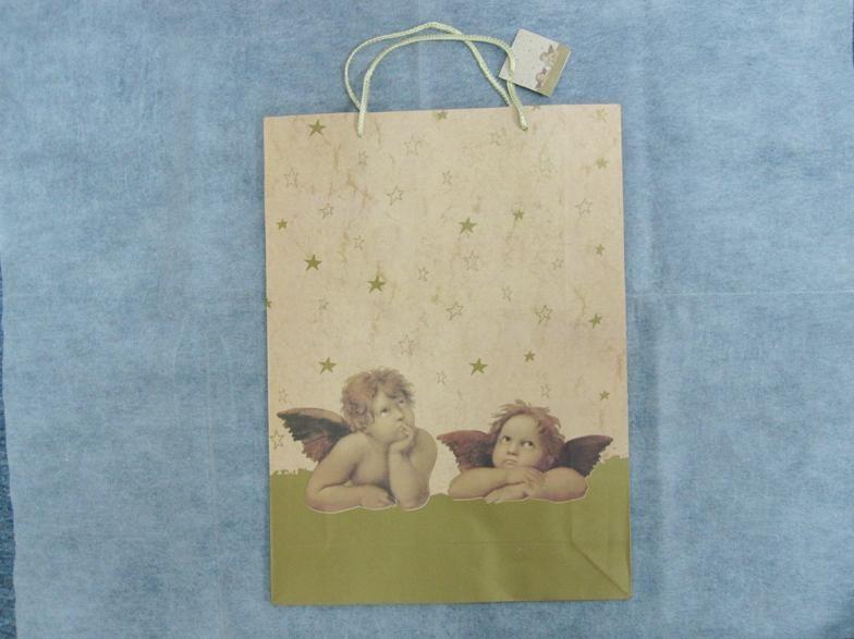 圣诞纸袋 1