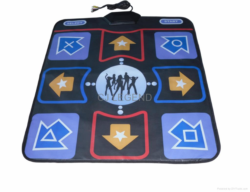 PC USB Dancine mat 1