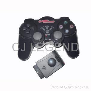 PS2 2.4GHz Wireless Joystick 2