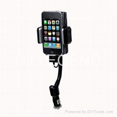 FM Transimiiter for IPHONE, IPHONE3G,MP3