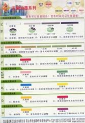 环氧乙烷灭菌指示油墨