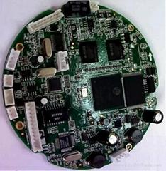 高速智能球型網絡攝像機視頻模塊