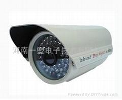 480线 30米红外监控摄像机