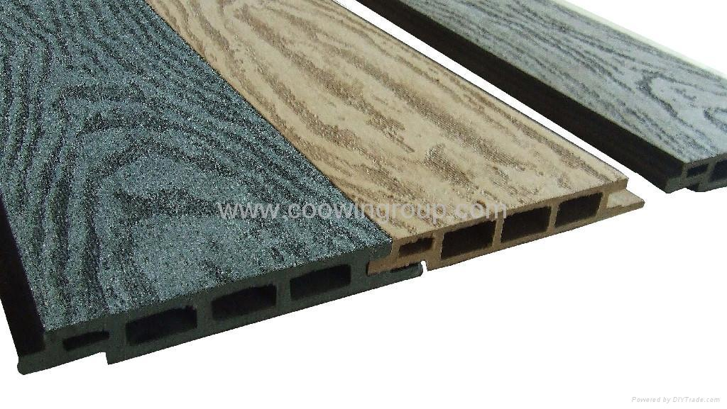 house outdoor wall cladding panel - TF-04S - COOWIN WOOD