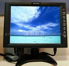 供應10.4車載 觸摸屏電腦顯示器