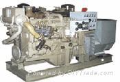 供应200kw康明斯低噪音柴油发电机组