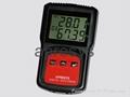雙溫度探頭溫度記錄儀179-T