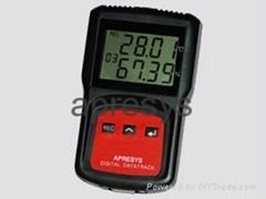 雙溫度探頭溫度記錄儀179-T2