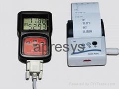 帶打印溫濕度記錄儀179-THP