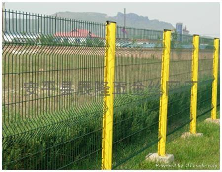 围墙栏杆 2